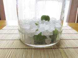 梅の瓶詰め2